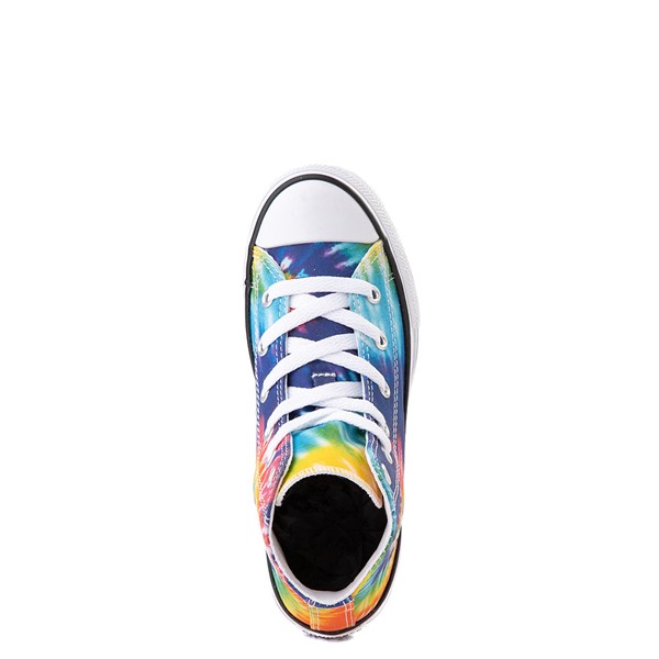 alternate image alternate view Converse Chuck Taylor All Star Hi Sneaker - Little Kid - Tie DyeALT4B