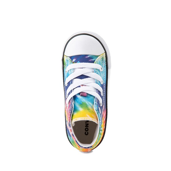 alternate image alternate view Converse Chuck Taylor All Star Hi Sneaker - Baby / Toddler - Tie DyeALT2