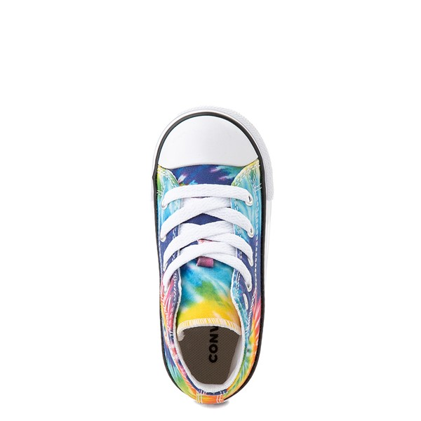 alternate image alternate view Converse Chuck Taylor All Star Hi Sneaker - Baby / Toddler - Tie DyeALT4B