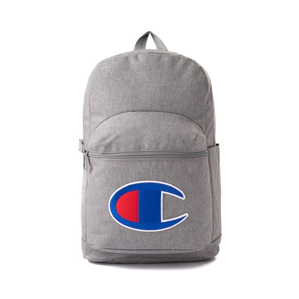 Main view of Champion Supercize 2.0 Backpack - Heather Grey