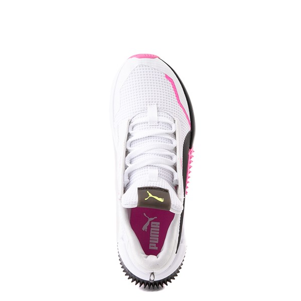 alternate image alternate view Womens Puma Provoke XT Athletic Shoe - White / Black / PinkALT2