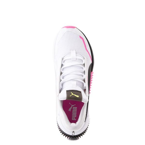 alternate image alternate view Womens Puma Provoke XT Athletic Shoe - White / Black / PinkALT4B
