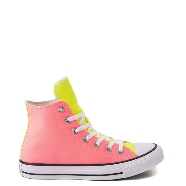 Main view of Converse Chuck Taylor All Star Hi Sneaker - Neon Color-Block