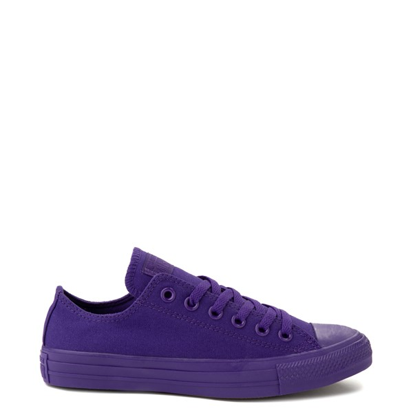 Main view of Converse Chuck Taylor All Star Lo Monochrome Sneaker - Court Purple