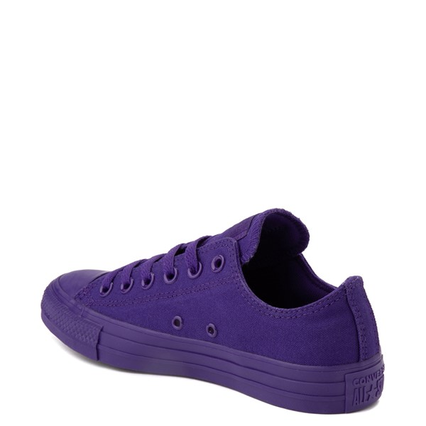 alternate image alternate view Converse Chuck Taylor All Star Lo Monochrome Sneaker - Court PurpleALT1