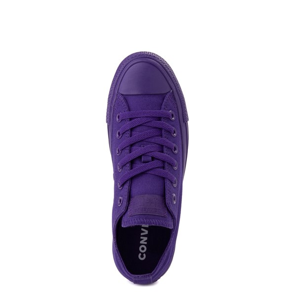 alternate image alternate view Converse Chuck Taylor All Star Lo Monochrome Sneaker - Court PurpleALT2
