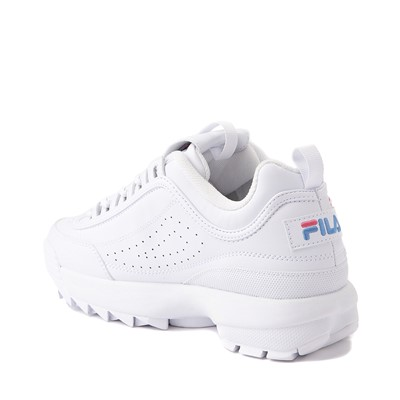 Alternate view of Womens Fila Disruptor 2 Rose Athletic Shoe - White