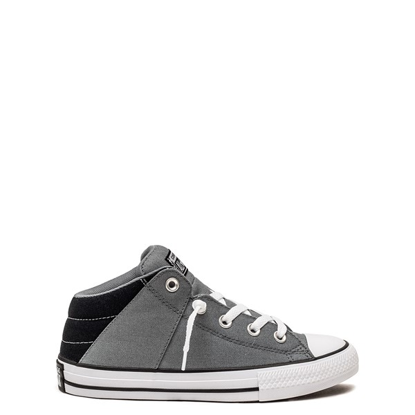 Main view of Converse Chuck Taylor All Star Axel Mid Sneaker - Little Kid / Big Kid - Limestone Grey