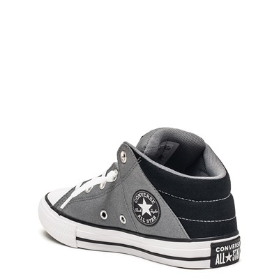 Alternate view of Converse Chuck Taylor All Star Axel Mid Sneaker - Little Kid / Big Kid - Limestone Grey