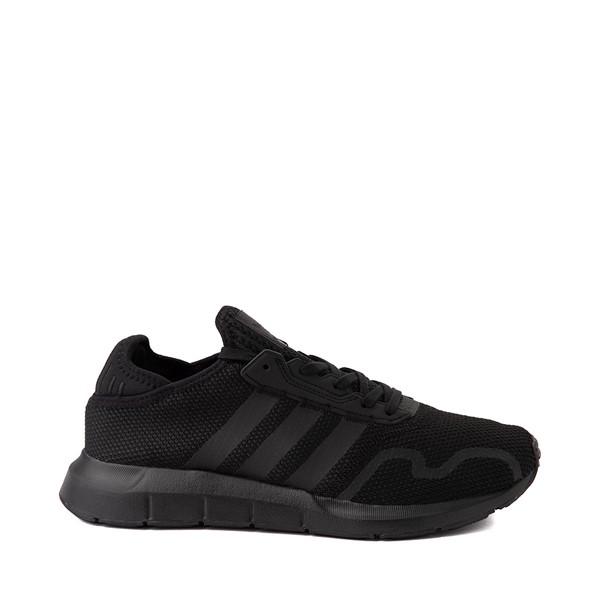 Main view of Mens adidas Swift Run X Athletic Shoe - Black Monochrome