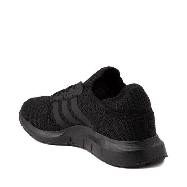 alternate image alternate view Mens adidas Swift Run X Athletic Shoe - Black MonochromeALT1