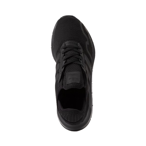 alternate image alternate view Mens adidas Swift Run X Athletic Shoe - Black MonochromeALT2