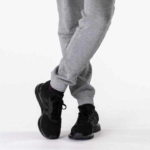 alternate image alternate view Mens adidas Swift Run X Athletic Shoe - Black MonochromeB-LIFESTYLE1