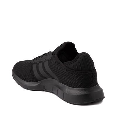 Alternate view of Mens adidas Swift Run X Athletic Shoe - Black Monochrome