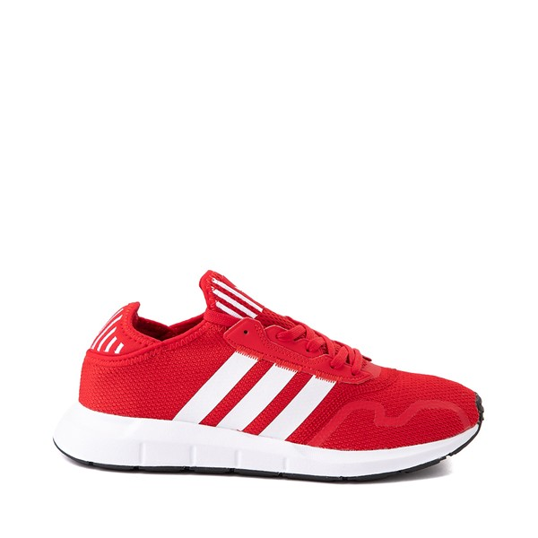 Main view of Mens adidas Swift Run X Athletic Shoe - Red
