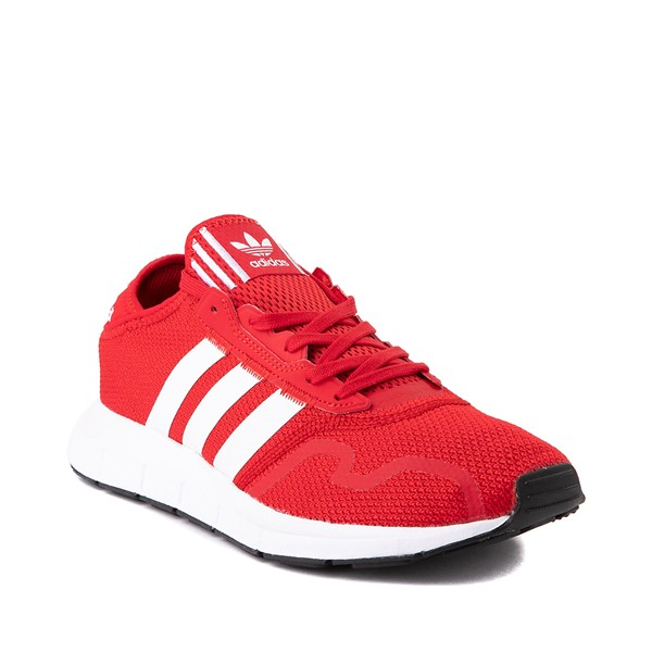 alternate image alternate view Mens adidas Swift Run X Athletic Shoe - RedALT5