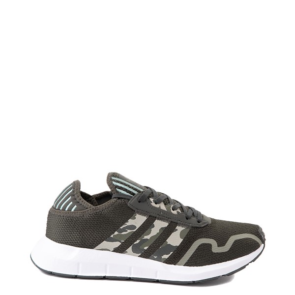 Mens adidas Swift Run X Athletic Shoe - Camo