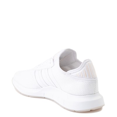 Alternate view of Womens adidas Swift Run X Athletic Shoe - White Monochrome