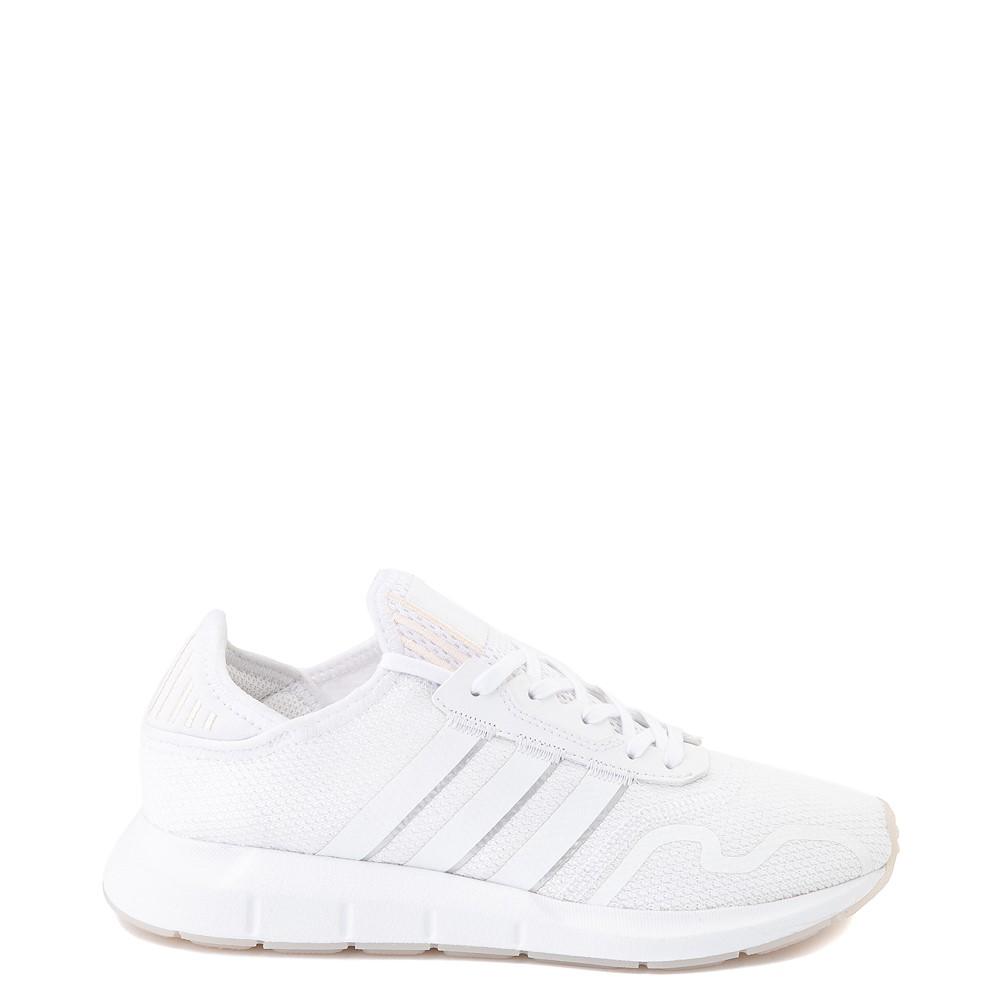 Womens adidas Swift Run X Athletic Shoe - White Monochrome