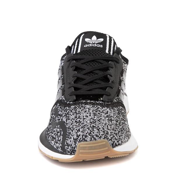 alternate image alternate view Mens adidas Swift Run X Athletic Shoe - Black / GreyALT4
