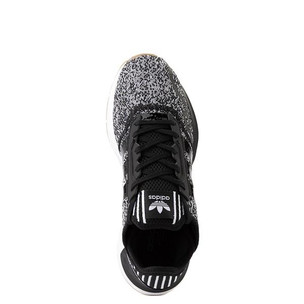 alternate image alternate view Mens adidas Swift Run X Athletic Shoe - Black / GreyALT4B