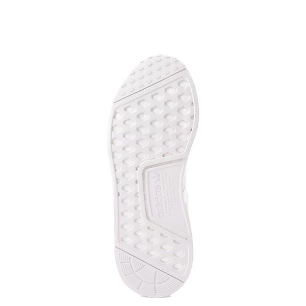 alternate image alternate view Mens adidas NMD R1 Athetic Shoe - White MonochromeALT3