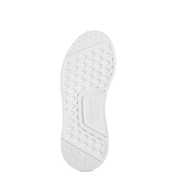 alternate image alternate view Womens adidas NMD R1 Athletic Shoe - White / Rose GoldALT5