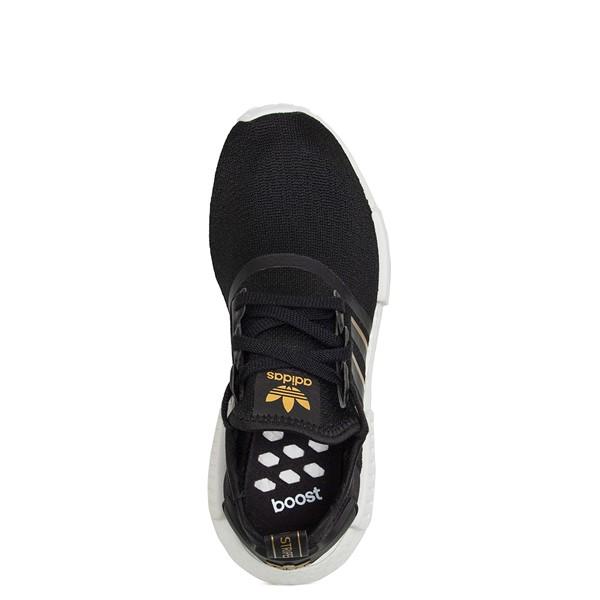 alternate image alternate view Womens adidas NMD R1 Athletic Shoe - Black / Rose GoldALT2