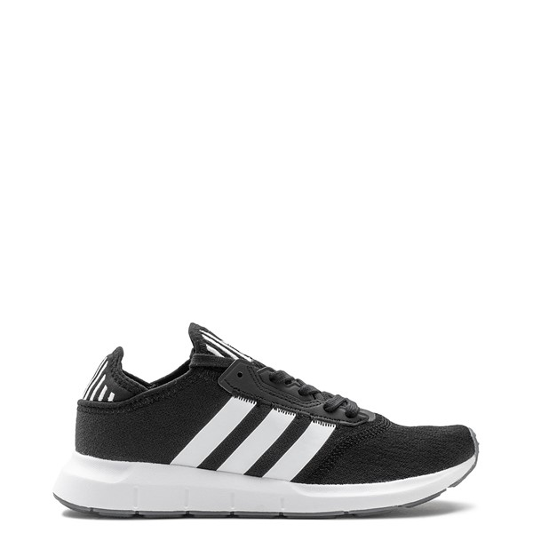 Main view of Womens adidas Swift Run X Athletic Shoe - Black