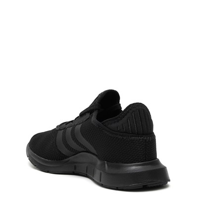 Alternate view of adidas Swift Run X Athletic Shoe - Big Kid - Black Monochrome