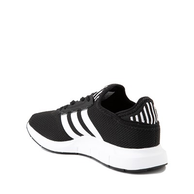 Alternate view of adidas Swift Run X Athletic Shoe - Big Kid - Black