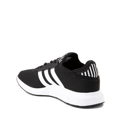 Alternate view of adidas Swift Run X Athletic Shoe - Big Kid - Black