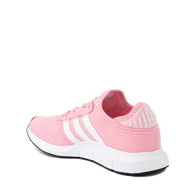 Alternate view of adidas Swift Run X Athletic Shoe - Big Kid - Light Pink
