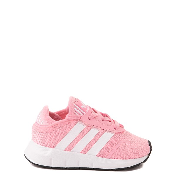 adidas Swift Run X Athletic Shoe - Baby / Toddler - Light Pink