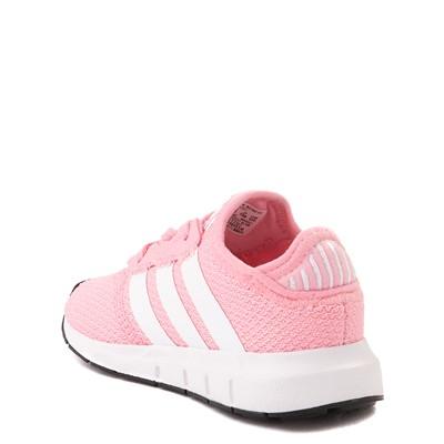 Alternate view of adidas Swift Run X Athletic Shoe - Baby / Toddler - Light Pink