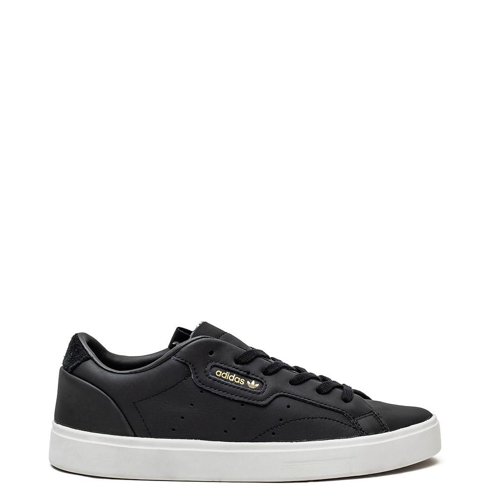 Womens adidas Sleek Athletic Shoe - Black
