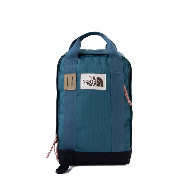 Main view of The North Face Tote Backpack - Mallard Blue