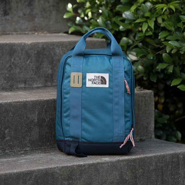 alternate image alternate view The North Face Tote Backpack - BlueALT1BB