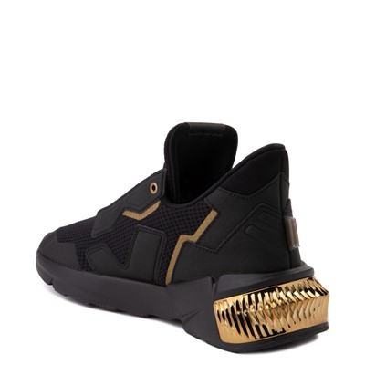 Alternate view of Womens Puma Provoke XT Athletic Shoe - Black / Grey / Gold