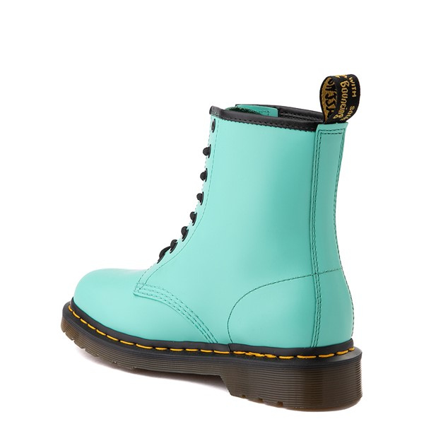 alternate image alternate view Dr. Martens 1460 8-Eye Boot -Peppermint GreenALT2