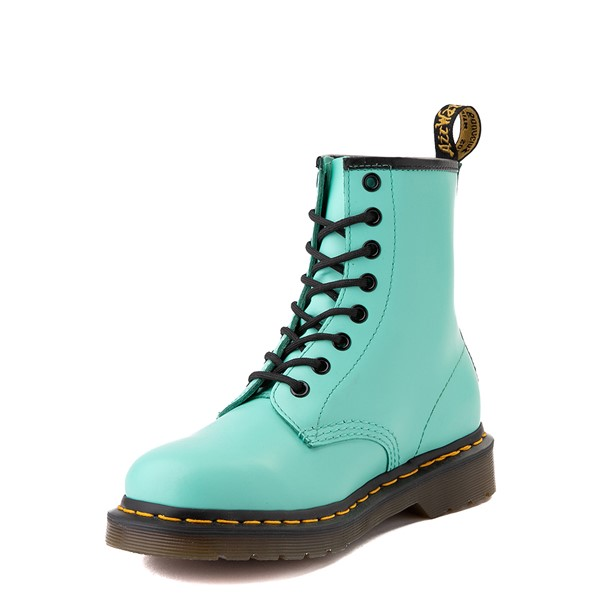 alternate image alternate view Dr. Martens 1460 8-Eye Boot -Peppermint GreenALT3