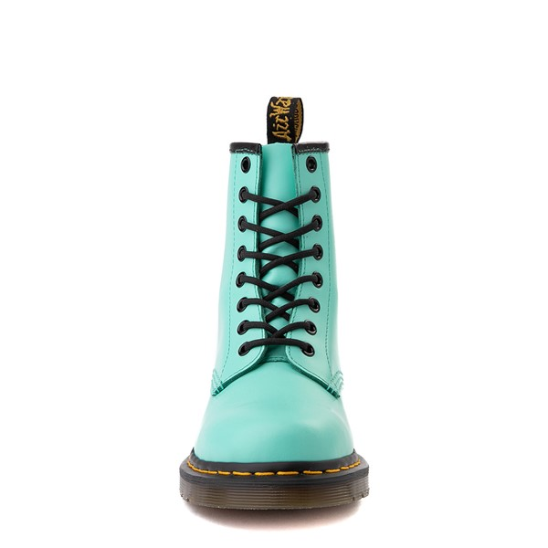 alternate image alternate view Dr. Martens 1460 8-Eye Boot -Peppermint GreenALT4