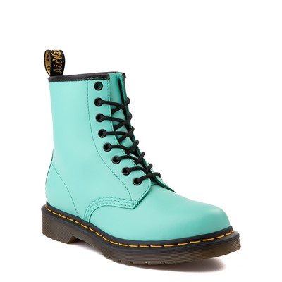Alternate view of Dr. Martens 1460 8-Eye Boot -Peppermint Green