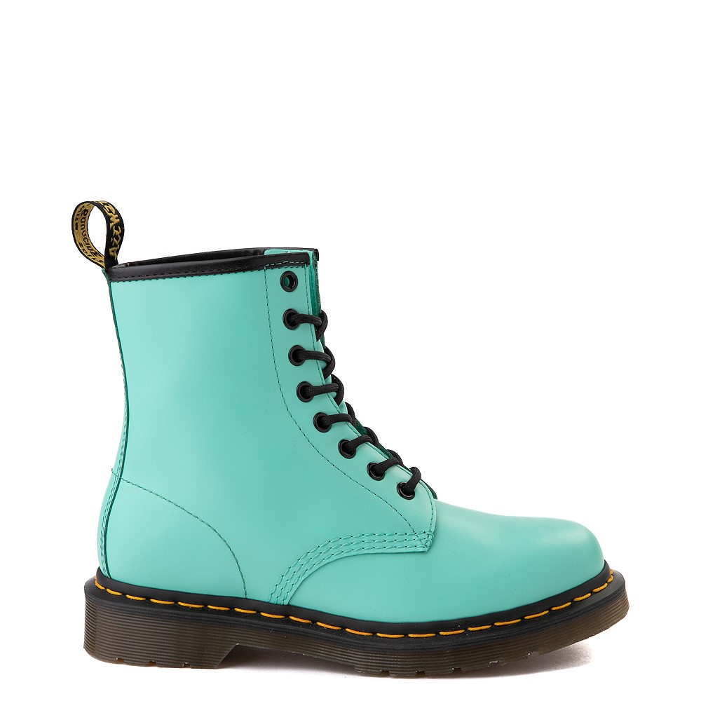 Dr. Martens 1460 8-Eye Boot -Peppermint Green