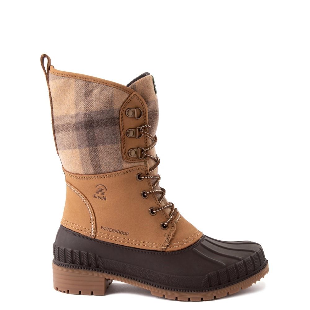 Womens Kamik Sienna 2 Boot - Tan