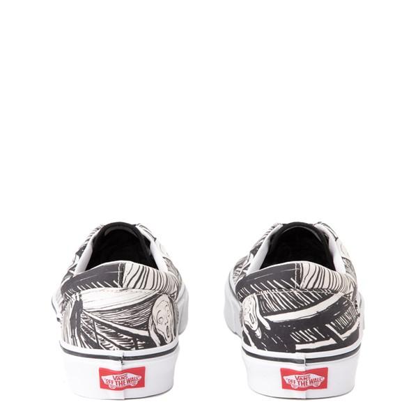 alternate image alternate view Vans x MoMA Era Edvard Munch Skate Shoe - White / BlackALT2B