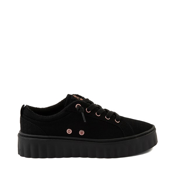 Main view of Womens Roxy Sheilahh Platform Casual Shoe - Black