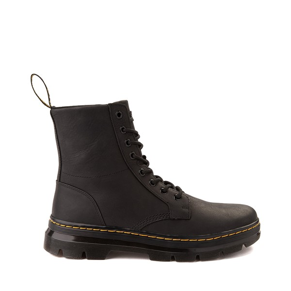 Main view of Dr. Martens Combs Boot - Black