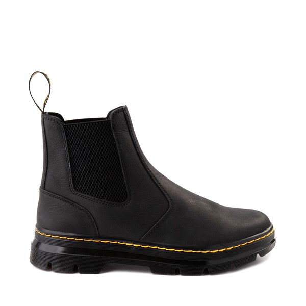 Main view of Dr. Martens 2976 Casual Chelsea Boot - Black