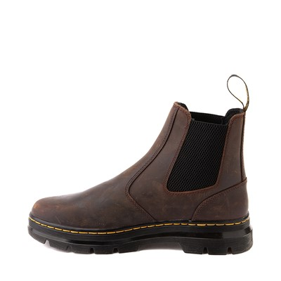 Alternate view of Dr. Martens 2976 Casual Chelsea Boot - Gaucho
